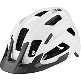 Cube Steep Casque, glossy white